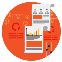 website-conversion-analytics-orange-circle